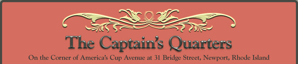 captains quarters newport